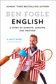 English : A Story of Marmite, Queuing and Weather, Paperback / softback Book
