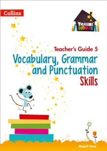 Vocabulary, Grammar and Punctuation Skills Teacher's Guide 5, Paperback / softback Book