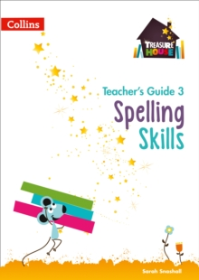 Spelling Skills Teacher's Guide 3, Paperback Book