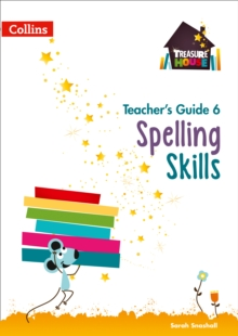 Spelling Skills Teacher's Guide 6, Paperback Book
