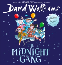 The Midnight Gang, CD-Audio Book