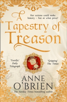 A Tapestry of Treason, Hardback Book