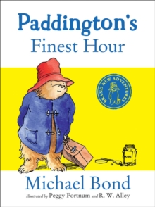 Paddington's Finest Hour, Hardback Book