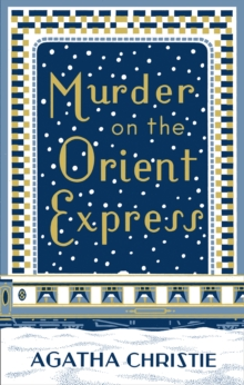 Murder on the Orient Express, Hardback Book