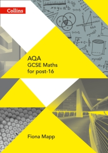 AQA GCSE Maths for post-16, Paperback / softback Book