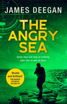 The Angry Sea, Paperback / softback Book