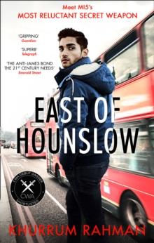 East of Hounslow (Jay Qasim, Book 1), EPUB eBook