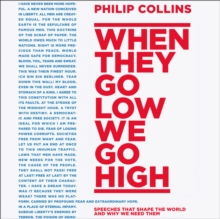 When They Go Low, We Go High, eAudiobook MP3 eaudioBook