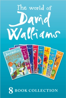 The World of David Walliams: 8 Book Collection (The Boy in the Dress, Mr Stink, Billionaire Boy, Gangsta Granny, Ratburger, Demon Dentist, Awful Auntie, Grandpa's Great Escape), EPUB eBook