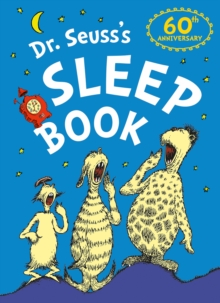 Dr. Seuss's Sleep Book, Paperback / softback Book