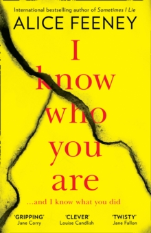 I Know Who You Are, Paperback / softback Book