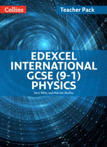 Edexcel International GCSE (9-1) Physics Teacher Pack, Paperback Book