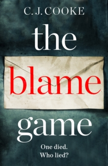 The Blame Game, Paperback / softback Book