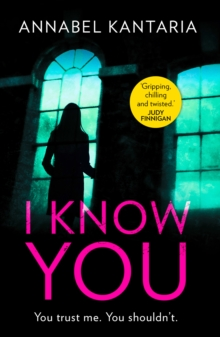 I Know You, Paperback Book