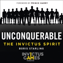 Unconquerable: The Invictus Spirit, eAudiobook MP3 eaudioBook