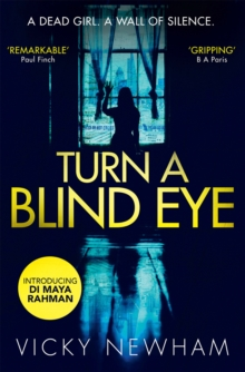 Turn a Blind Eye, Hardback Book