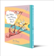 Oh, Baby, The Places You'll Go! Slipcase edition, Hardback Book