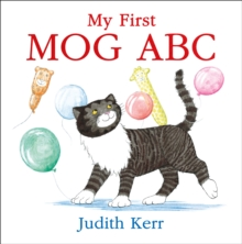 My First MOG ABC, Paperback / softback Book