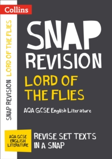 Lord of the Flies: AQA GCSE 9-1 English Literature Text Guide, Paperback / softback Book