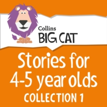 Stories for 4 to 5 year olds, eAudiobook MP3 eaudioBook