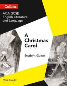 AQA GCSE English Literature and Language - A Christmas Carol, Paperback Book
