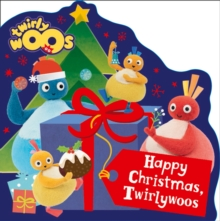 Happy Christmas, Twirlywoos!, Board book Book