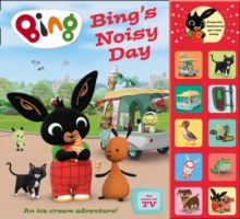 Bing's Noisy Day, Hardback Book