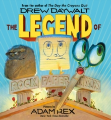 The Legend of Rock, Paper, Scissors, Paperback / softback Book