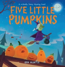Five Little Pumpkins, Paperback Book