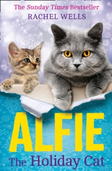 Alfie the Holiday Cat, Hardback Book