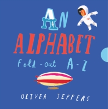 An Alphabet, Hardback Book