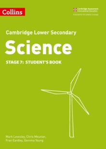Lower Secondary Science Student's Book: Stage 7, Paperback / softback Book