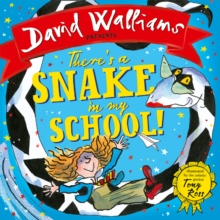 There's a Snake in My School!, Board book Book