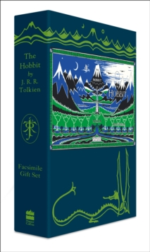 The Hobbit Facsimile Gift Edition, Hardback Book