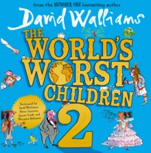 The World's Worst Children 2, CD-Audio Book