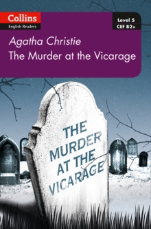 Murder at the Vicarage : B2+ Level 5, Paperback Book