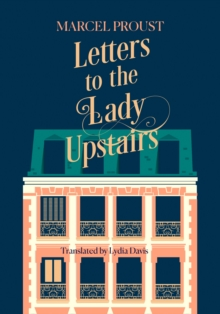 Letters to the Lady Upstairs, Hardback Book