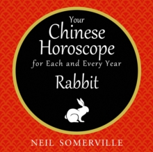 Your Chinese Horoscope for Each and Every Year - Rabbit, eAudiobook MP3 eaudioBook