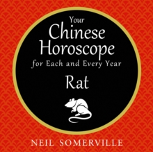Your Chinese Horoscope for Each and Every Year - Rat, eAudiobook MP3 eaudioBook