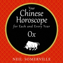 Your Chinese Horoscope for Each and Every Year - Ox, eAudiobook MP3 eaudioBook