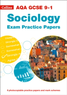 AQA GCSE 9-1 Sociology Exam Practice Papers, Paperback / softback Book