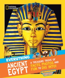 Everything: Ancient Egypt, Paperback Book