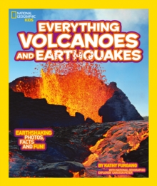 Everything: Volcanoes and Earthquakes, Paperback / softback Book