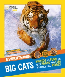 Everything: Big Cats, Paperback Book