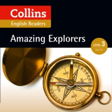 Amazing Explorers : B1, eAudiobook MP3 eaudioBook