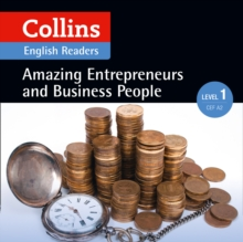 Amazing Entrepreneurs & Business People : A2, eAudiobook MP3 eaudioBook