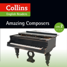 Amazing Composers : A2-B1, eAudiobook MP3 eaudioBook