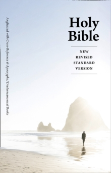 Holy Bible: New Revised Standard Version (NRSV) Anglicized Cross-Reference edition with Apocrypha, Hardback Book