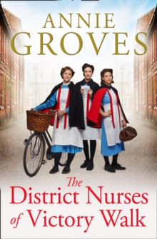 The District Nurses of Victory Walk, Paperback / softback Book