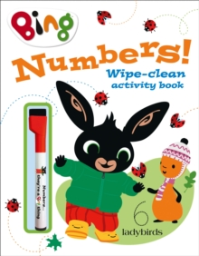 Numbers! : Wipe-Clean Activity Book, Paperback Book